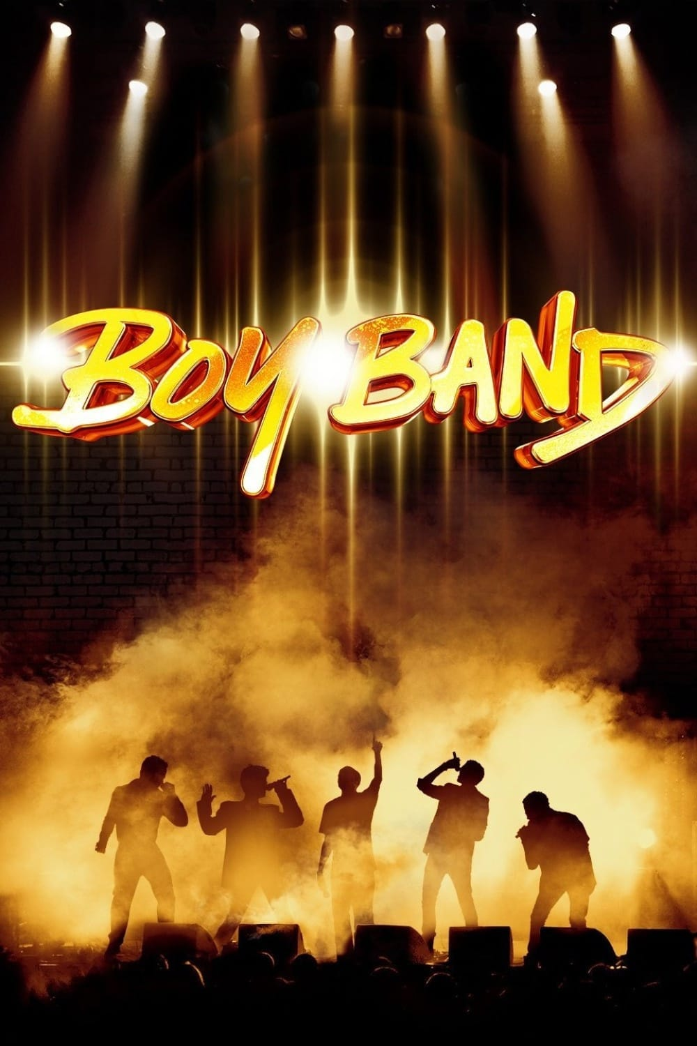 Boy Band TV Shows About Singing