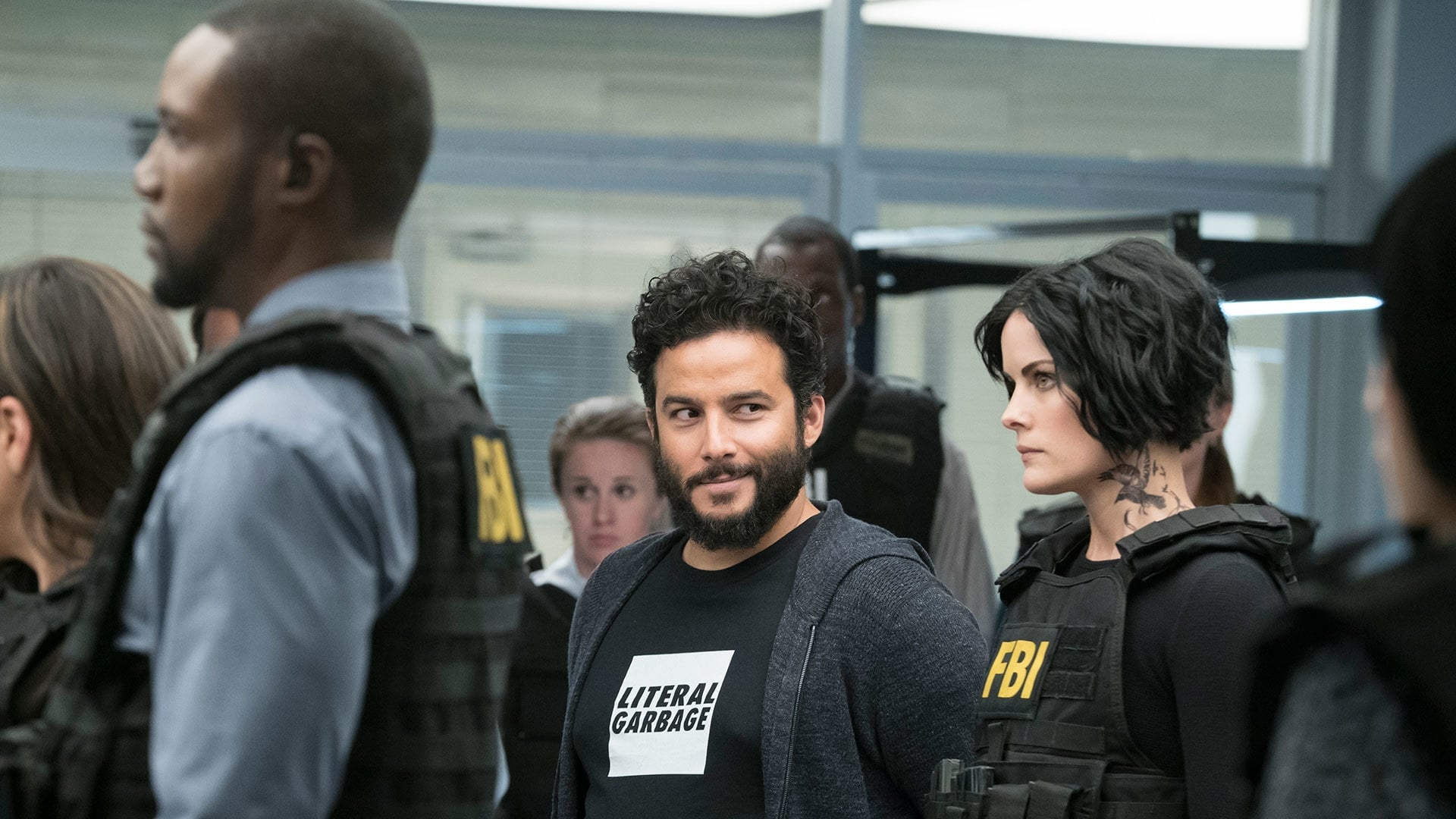 Blindspot Season 2 :Episode 7  Resolves Eleven Myths