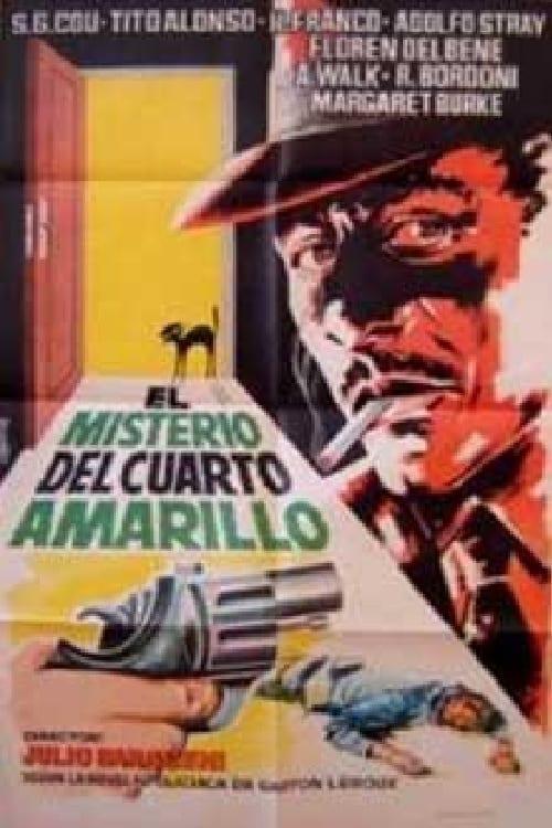 El misterio del cuarto amarillo (1947)