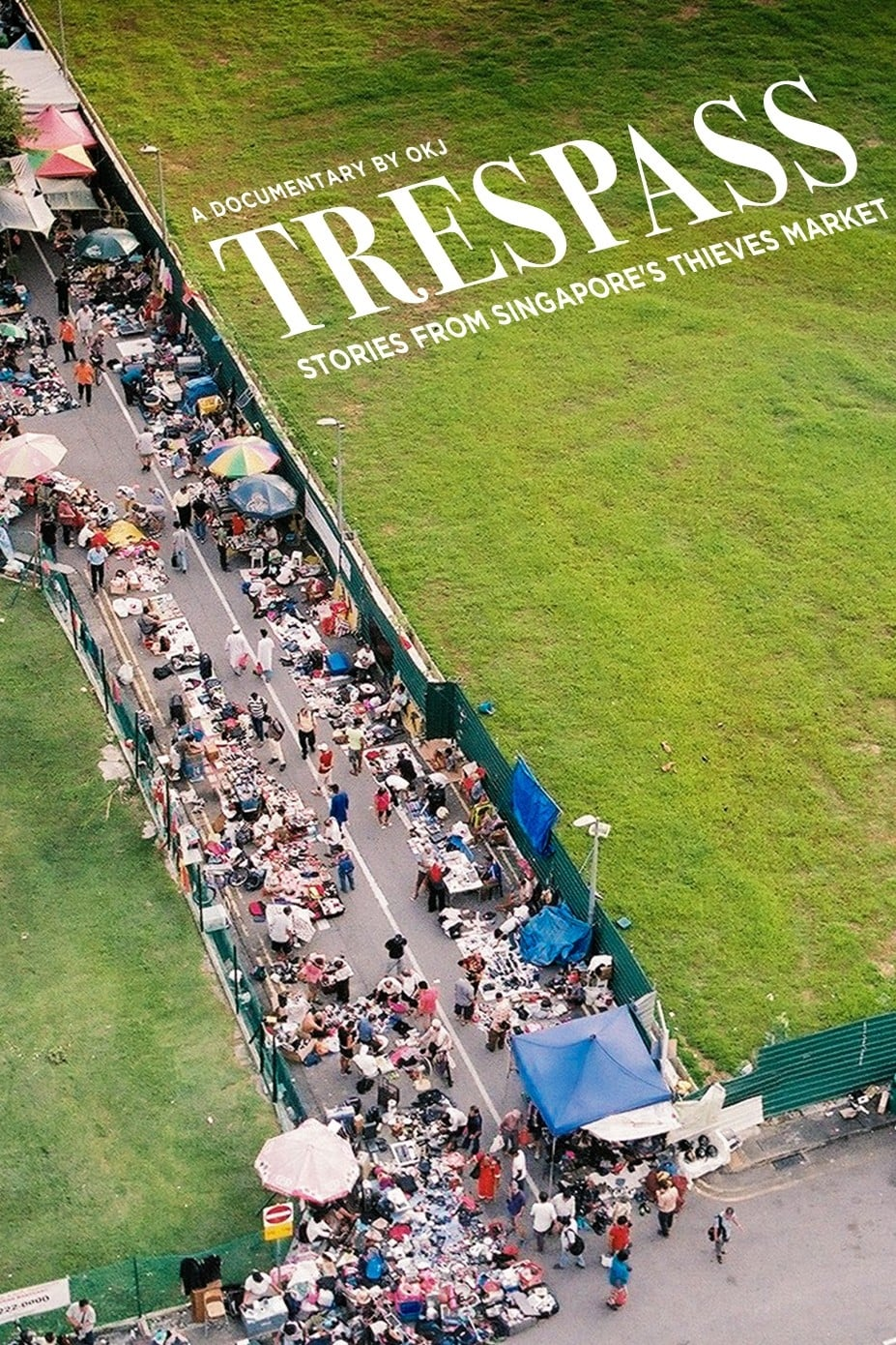 Trespass: Stories from Singapore's Thieves Market (2019)