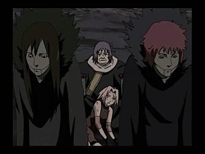 Naruto Shippūden Season 1 :Episode 22  Chiyo's Secret Skills