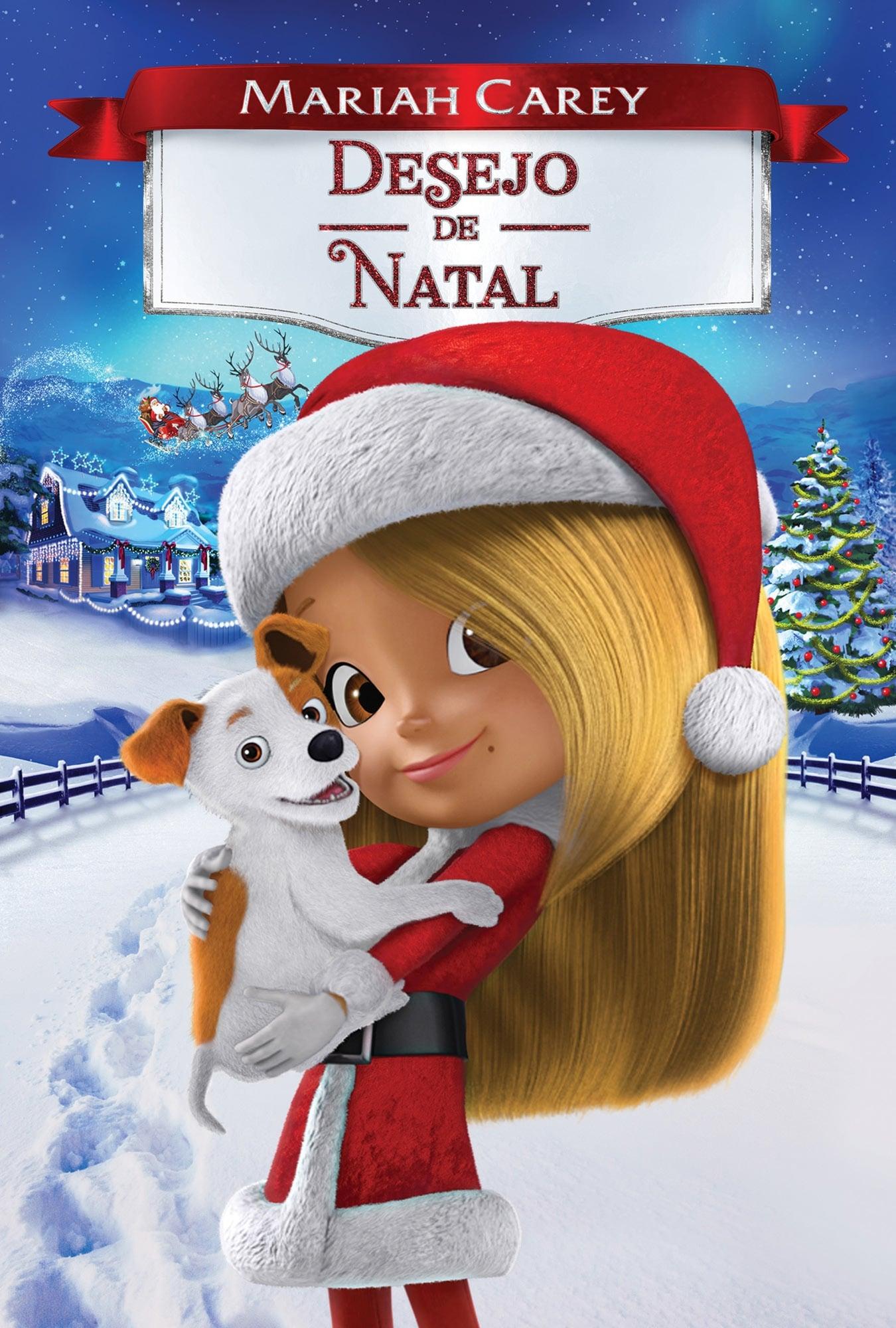 Mariah Carey: Desejo de Natal – Legendado (2017)