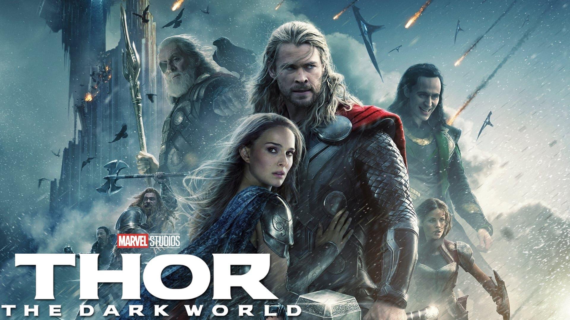Thor: un mundo oscuro