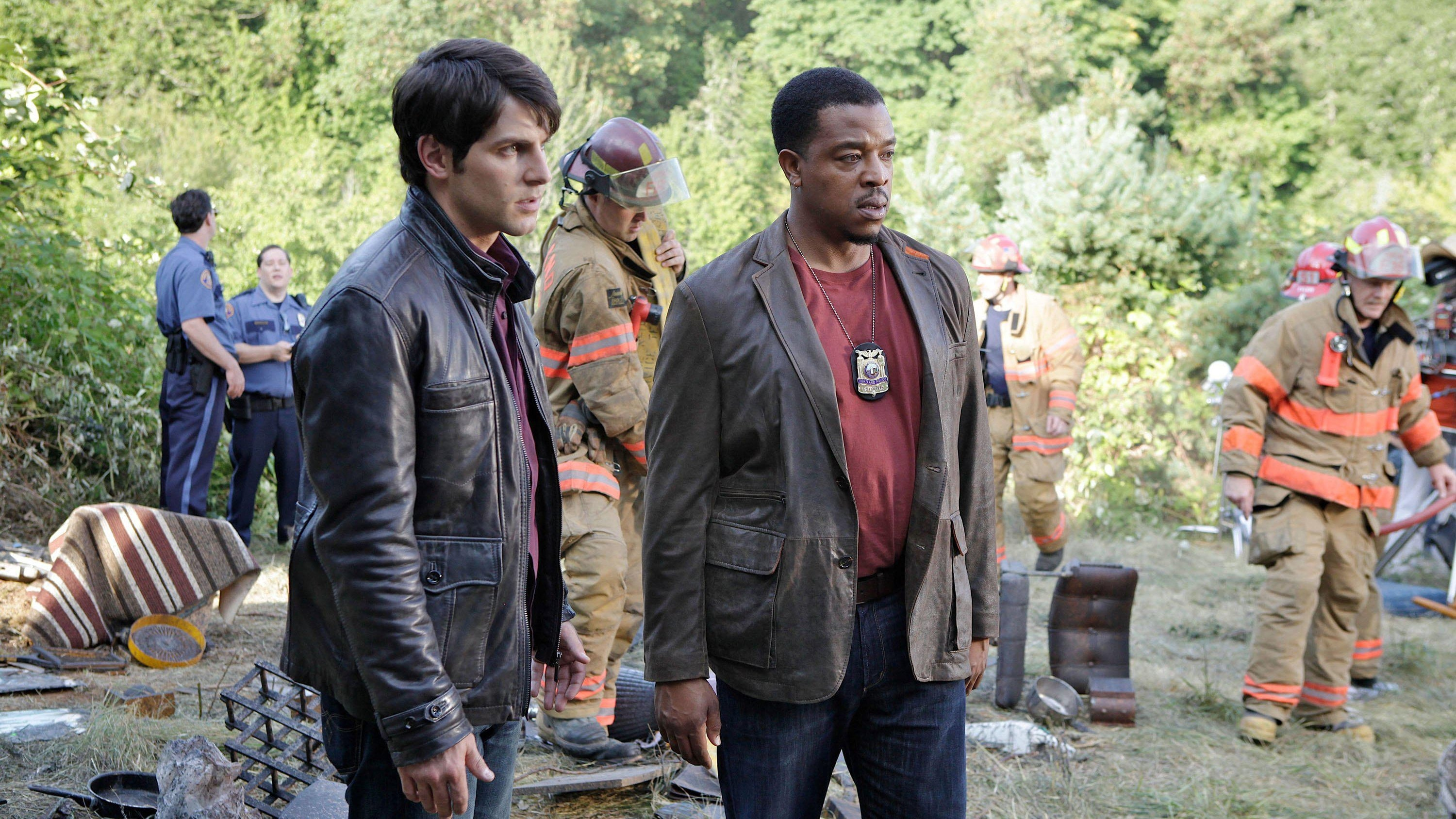 Grimm Season 1 :Episode 6  The Three Bad Wolves
