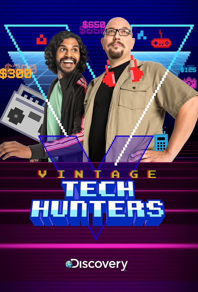 Vintage Tech Hunters on FREECABLE TV
