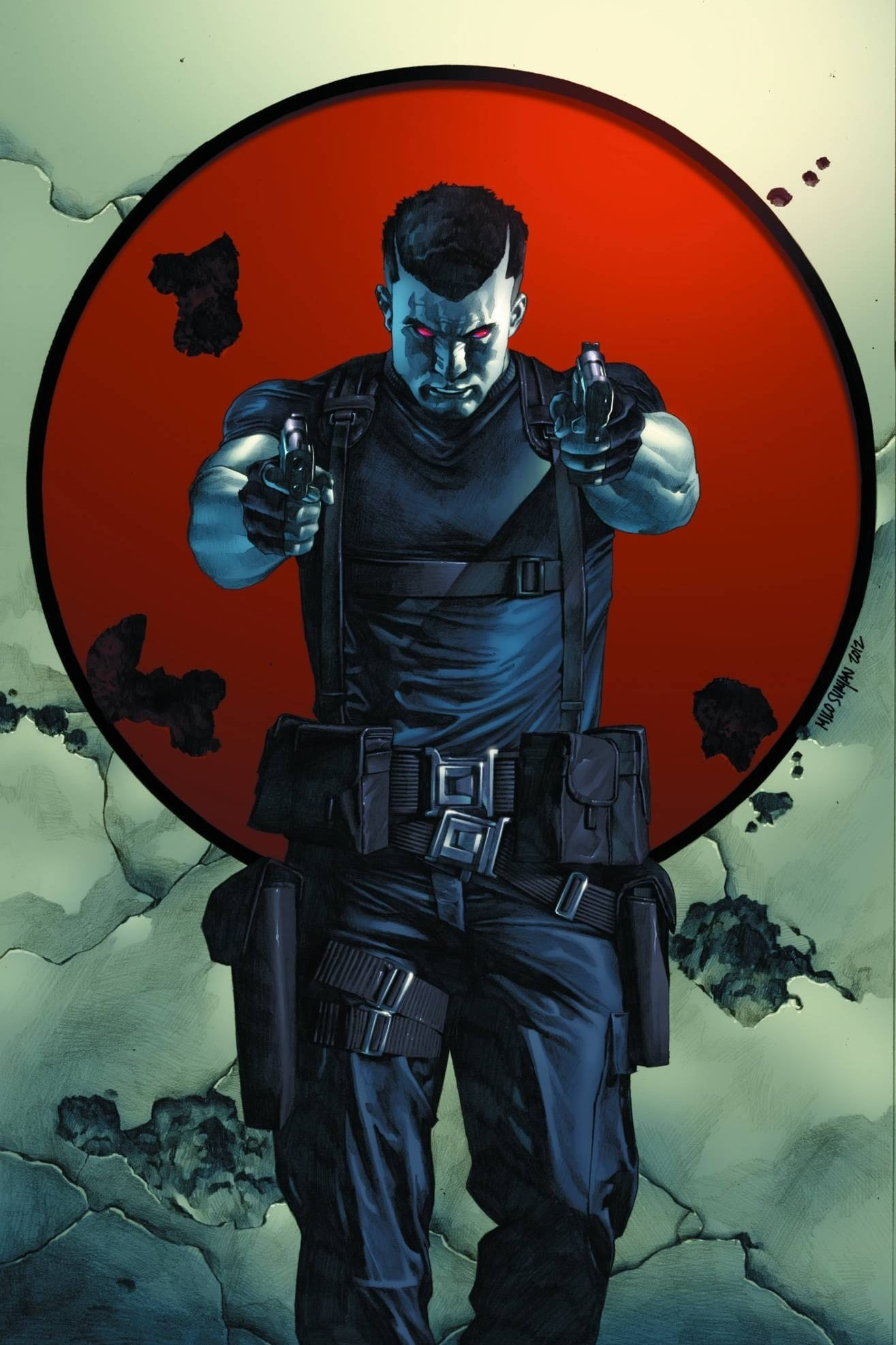 bloodshot - HD 1315×1973