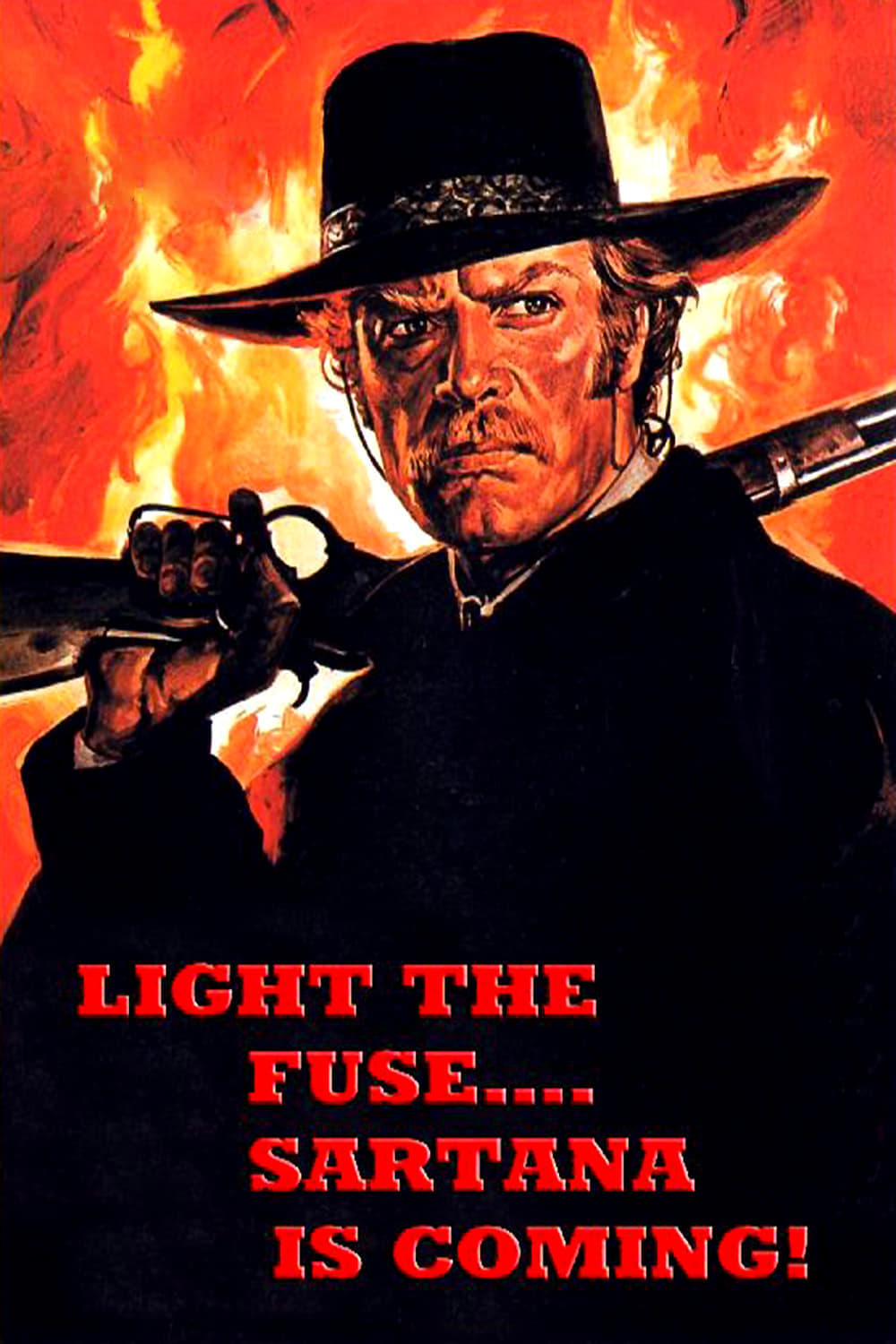 Light The Fuse    Sartana Is Coming  1970