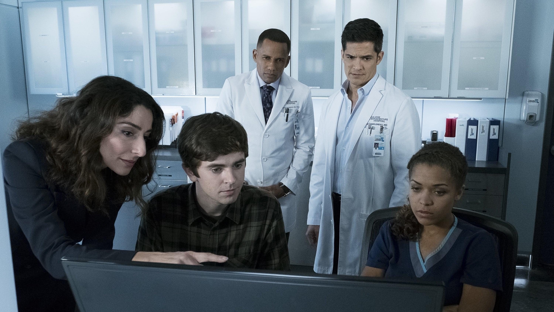 The Good Doctor 1º Temporada Episódio 12 - Ilhas Segunda Parte Dublado