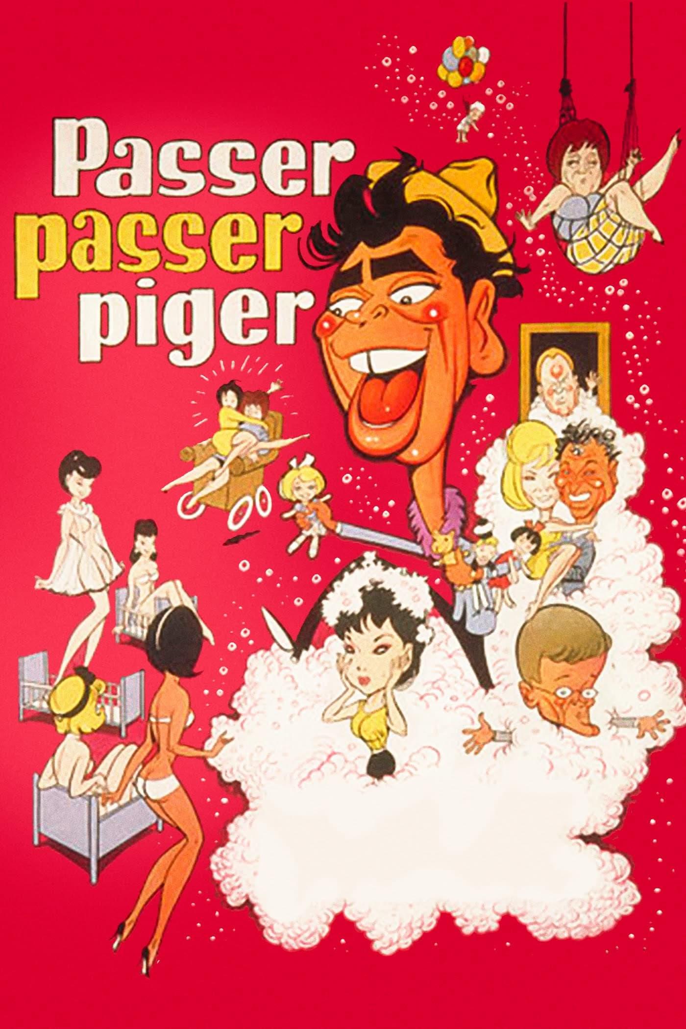 Passer Babysitting Girls (1965)