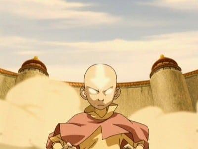 Avatar - Der Herr der Elemente Season 2 :Episode 1  Der Avatar-Zustand