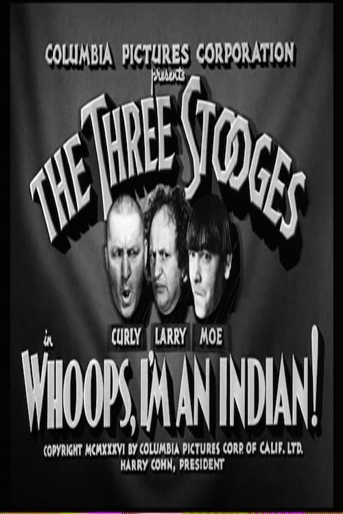Whoops, I'm an Indian (1936)