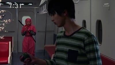 Super Sentai Season 38 :Episode 7  Dejected, Demotivated