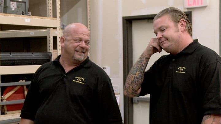 Pawn Stars Season 8 :Episode 36  Cold Hard Cash