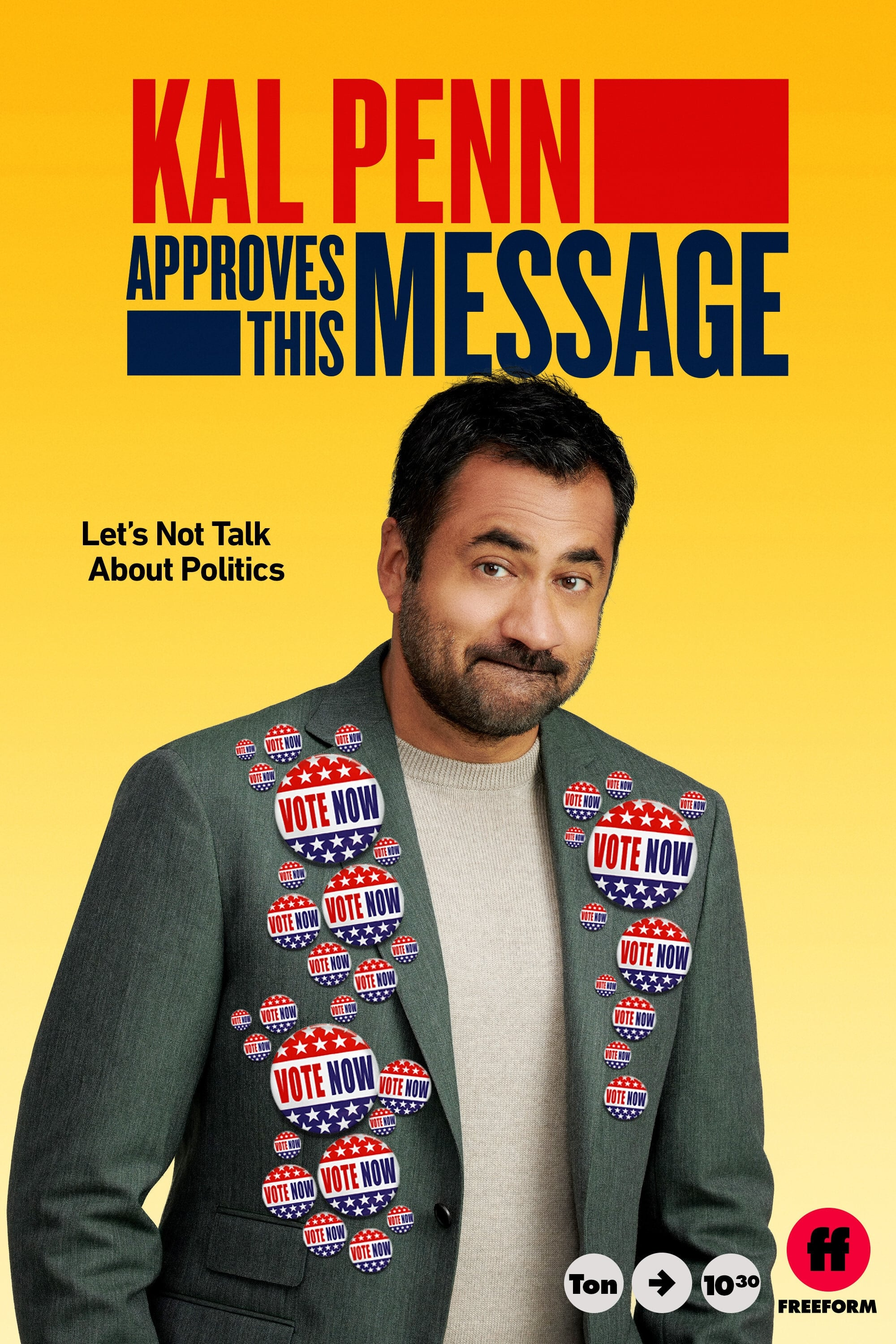Kal Penn Approves This Message