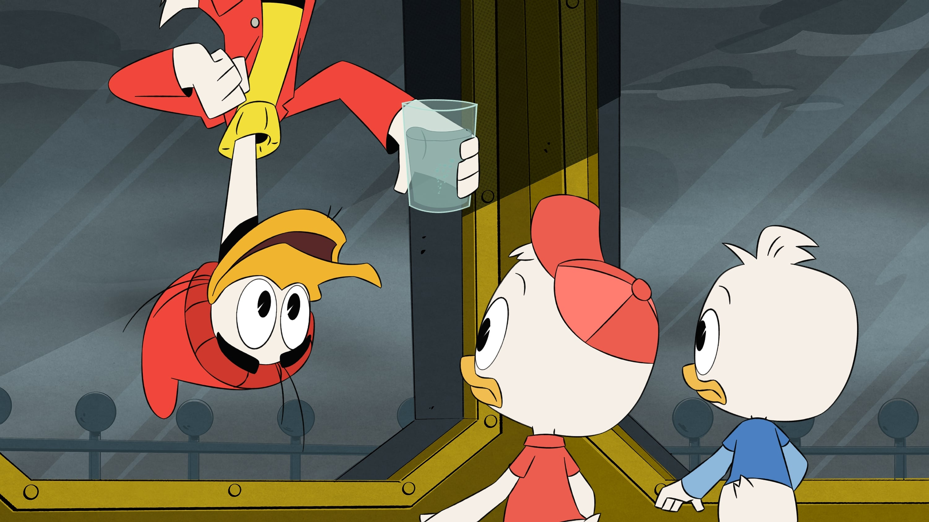 DuckTales Season 2 :Episode 2  The Depths of Cousin Fethry!