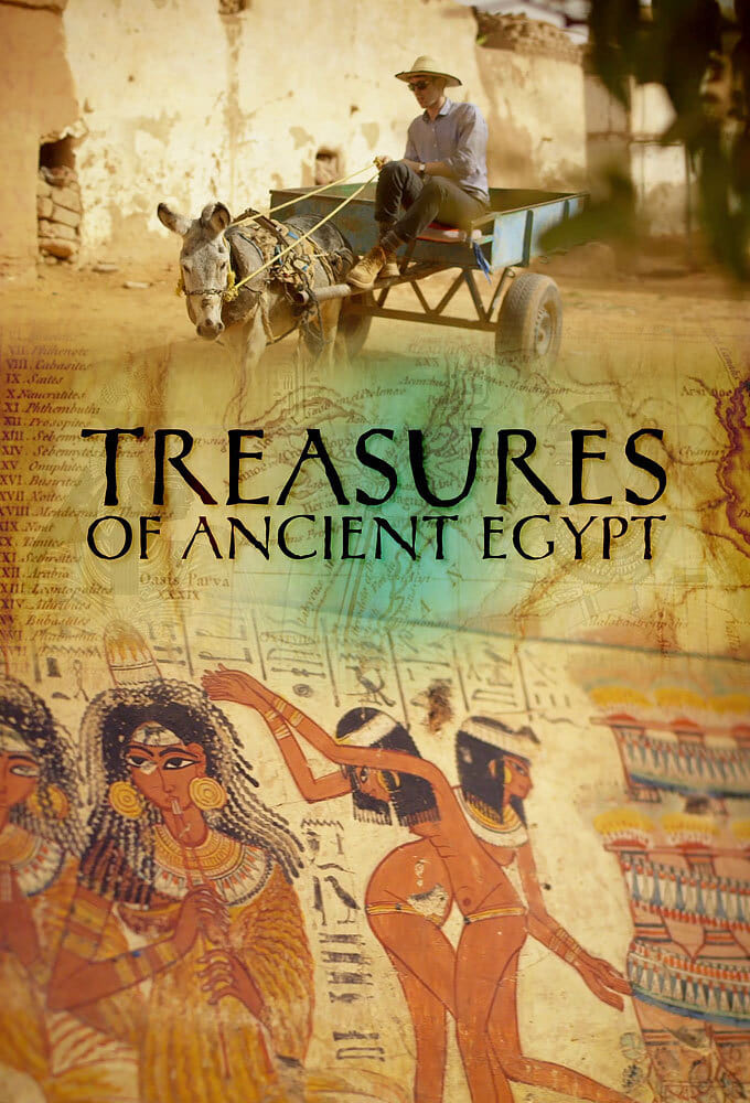 Treasures of Ancient Egypt TV Shows About Egypt
