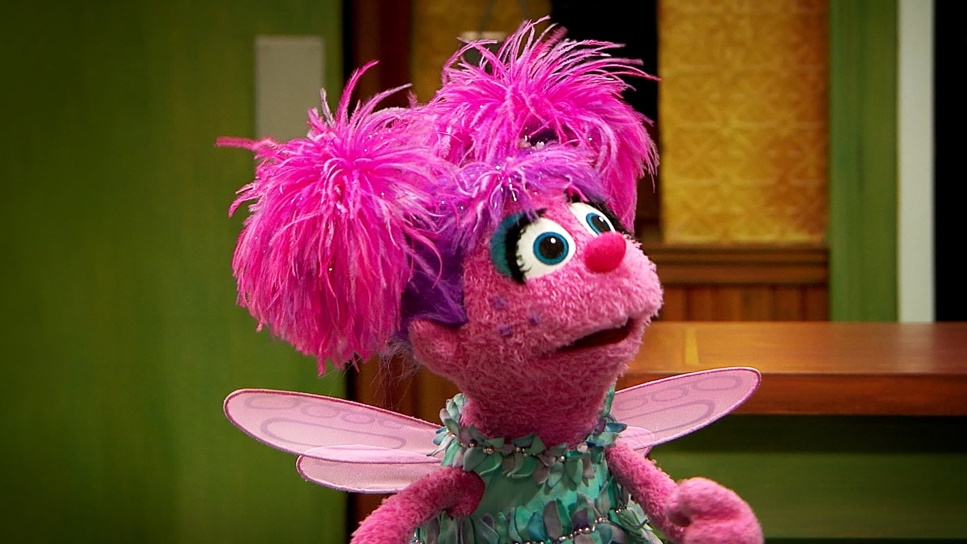 Sesame Street Season 47 :Episode 3  Abby Helps Clear Things Up