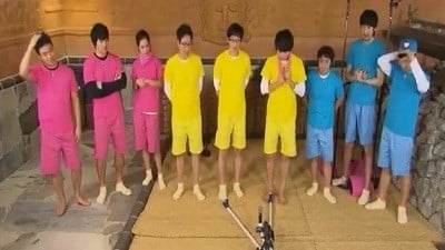 Running Man Season 1 :Episode 28  The Strongest Guest