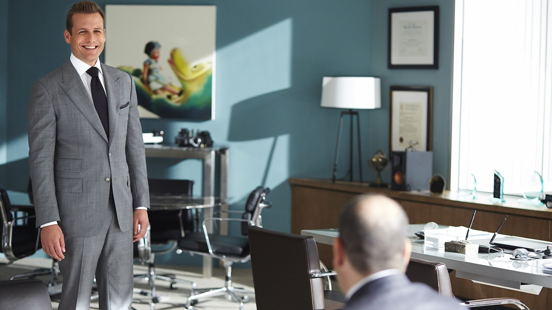 Suits Season 4 :Episode 8  Exposure