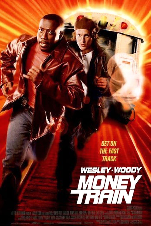 Money Train (1995) - Posters — The Movie Database (TMDb)