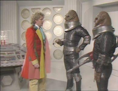 Doctor Who Season 0 :Episode 42  A Fix with Sontarans