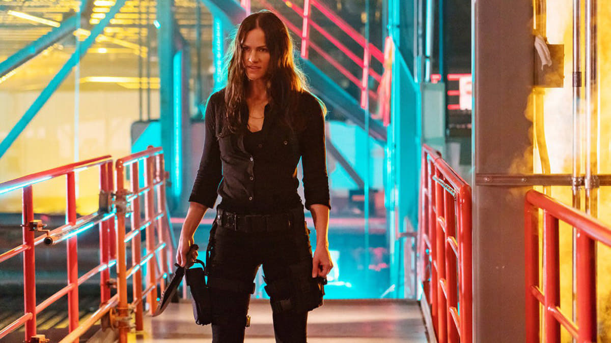 Van Helsing Season 3 :Episode 1  Fresh Tendrils