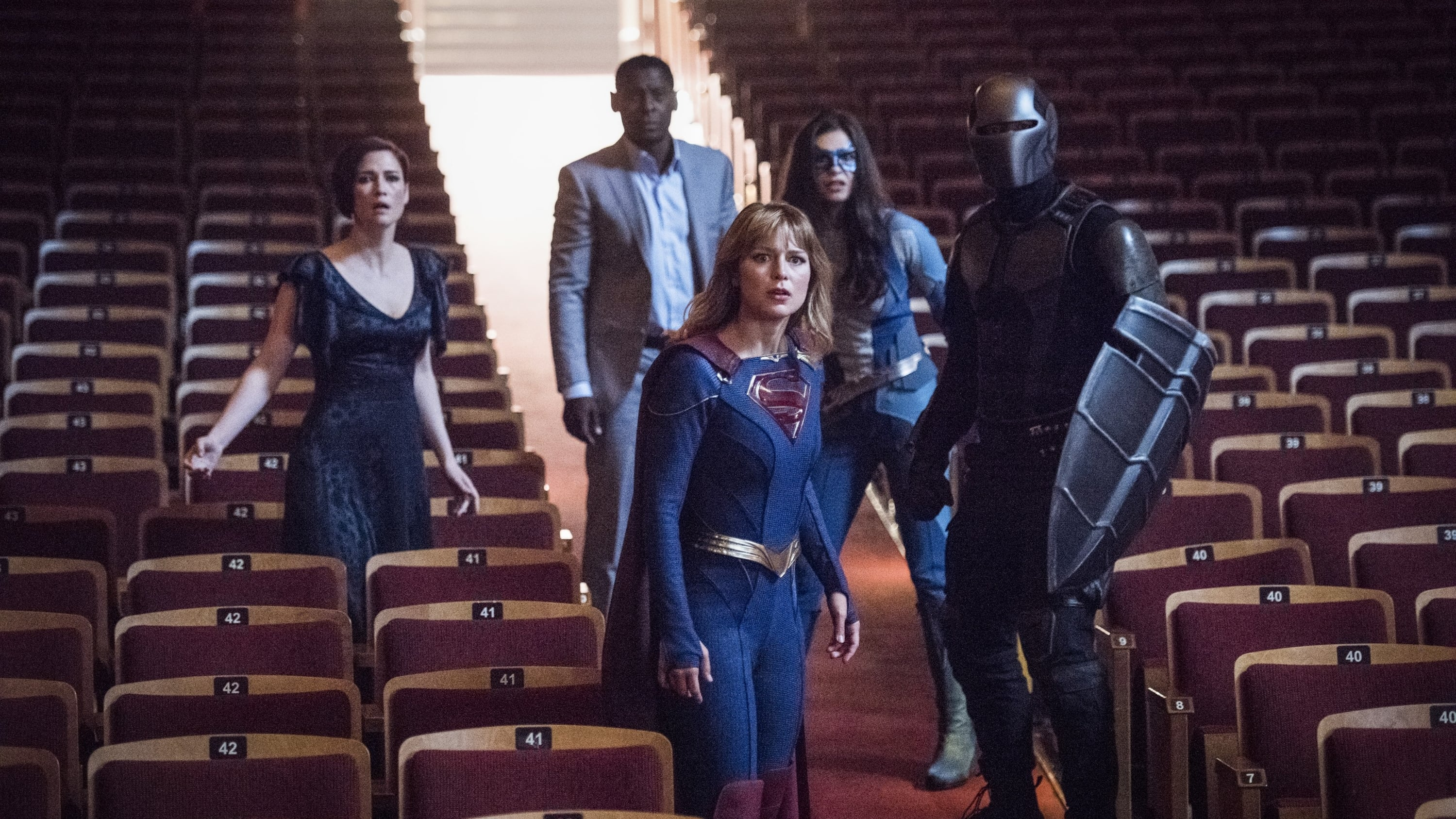 Supergirl Season 5 :Episode 1  Event Horizon