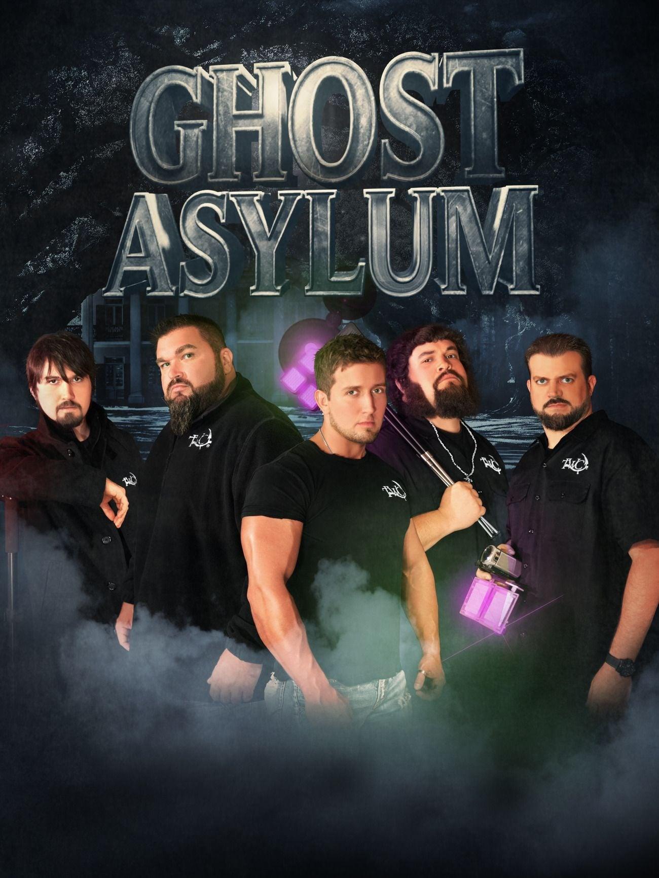 Ghost Asylum (2014)