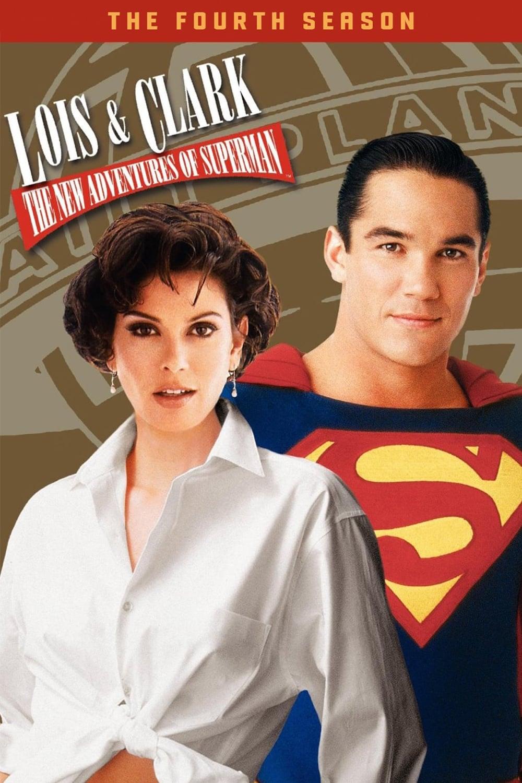 Lois & Clark: The New Adventures of Superman Season 4