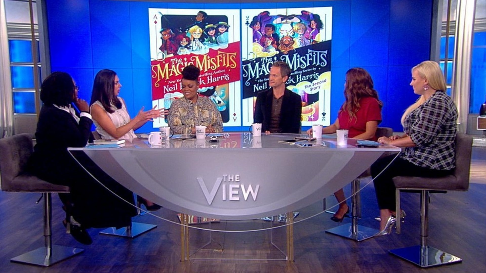 The View Season 22 :Episode 26  Neil Patrick Harris