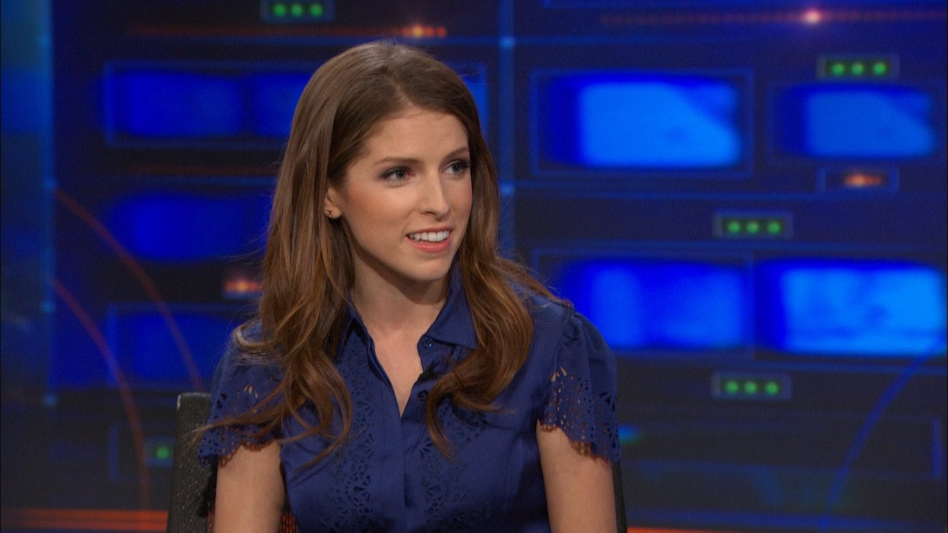 The Daily Show with Trevor Noah Season 20 :Episode 39  Anna Kendrick