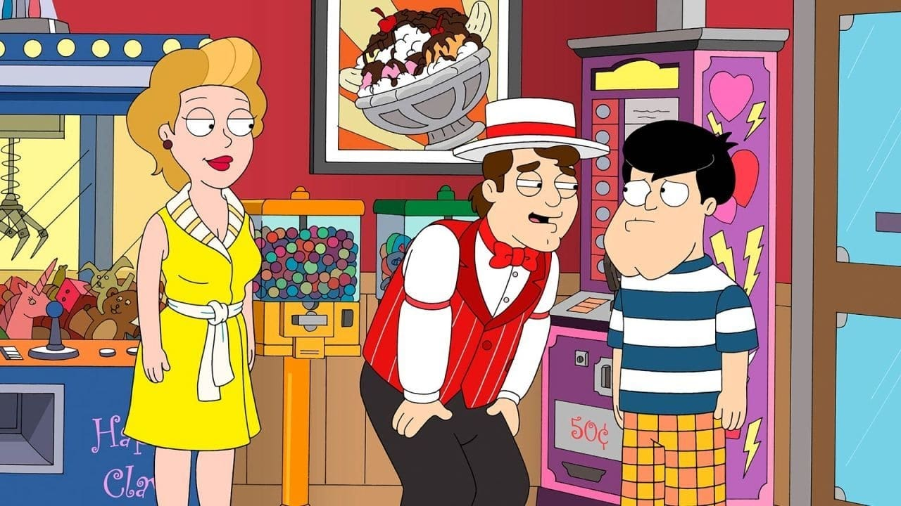 American Dad! - Season 7 Episode 4 : Stan's Food Restaurant