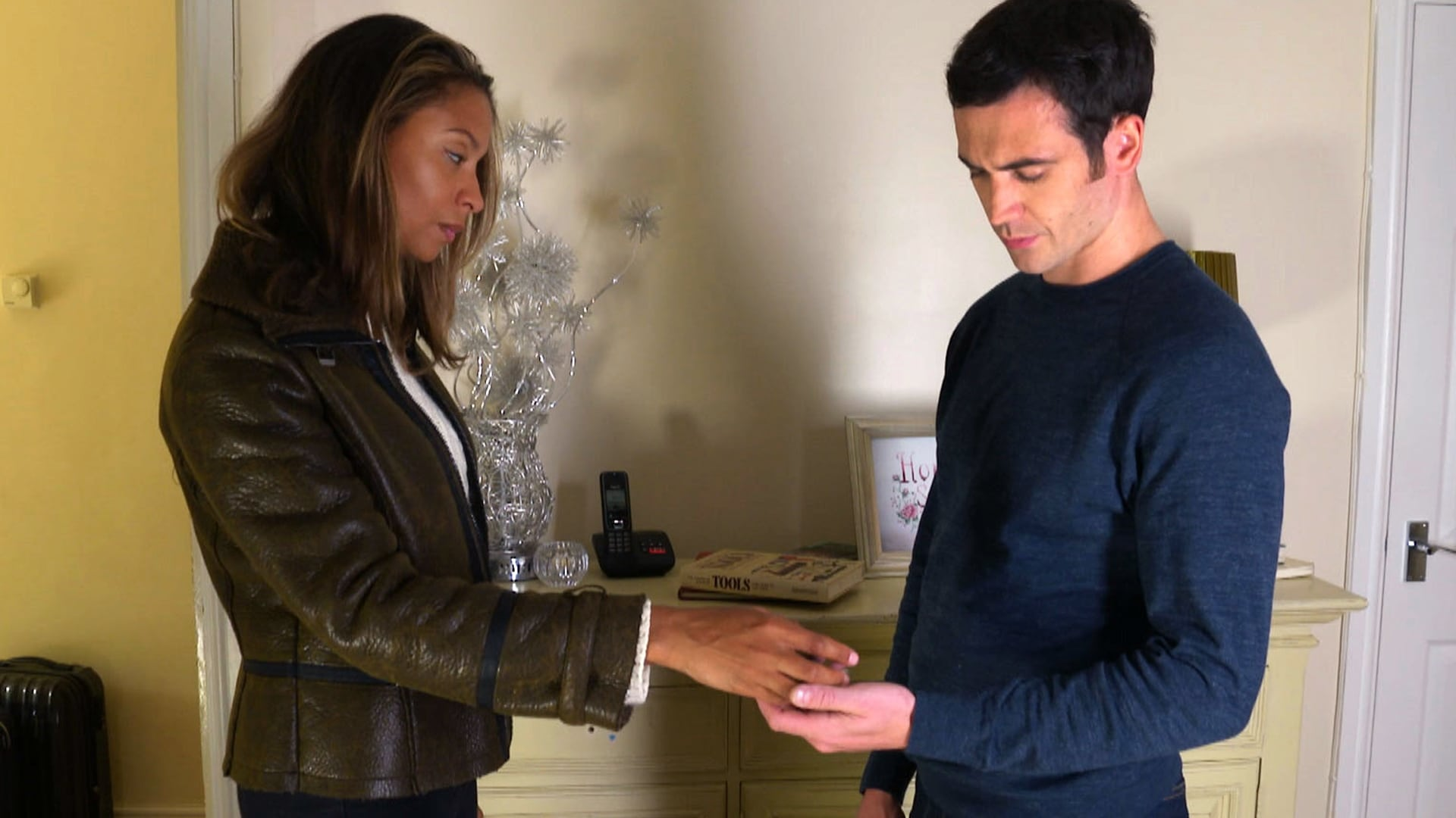 Doctors Season 18 :Episode 136  New Leaf