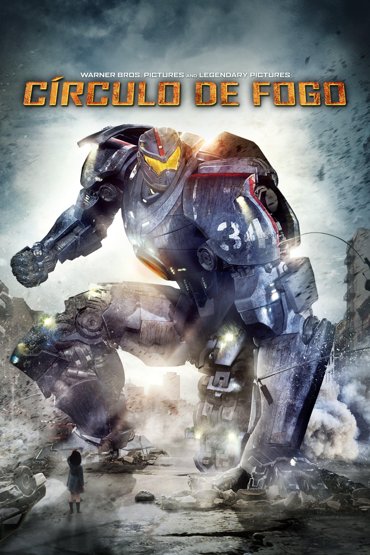 Pacific Rim (2013) - Posters — The Movie Database (TMDb) Pacific Rim