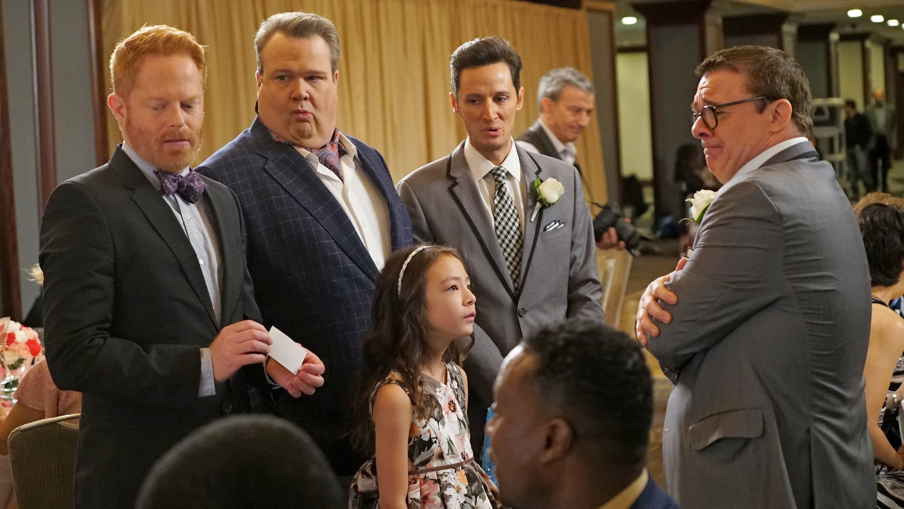 Modern Family - Season 7 Episode 15 : I Don't Know How She Does It