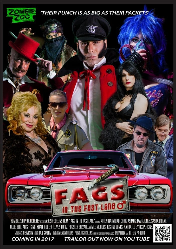 Ver Fags in the Fast Lane Online HD Español (2017)