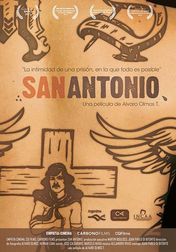 Ver San Antonio Online HD Español (2011)