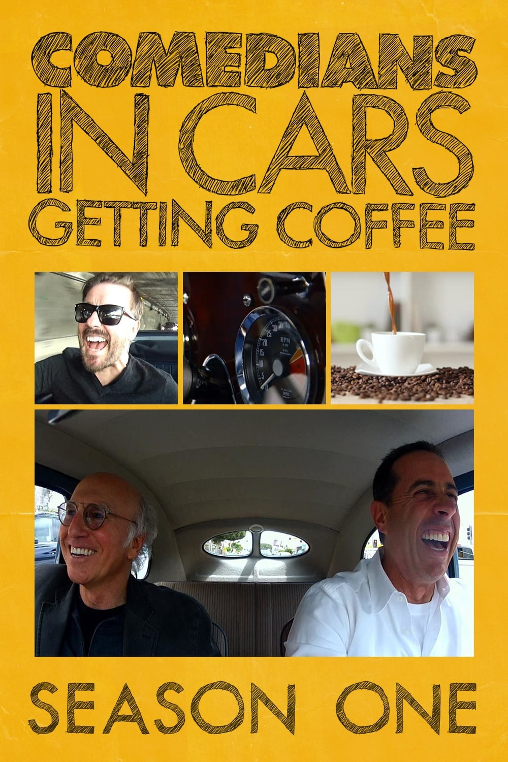 Comedians in Cars Getting Coffee Season 1