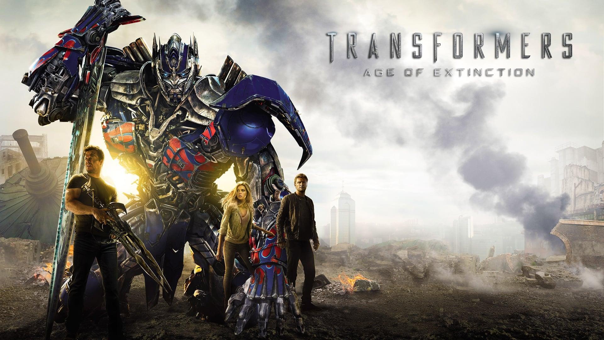 Трансформърс: Ера на изтребление (2014)