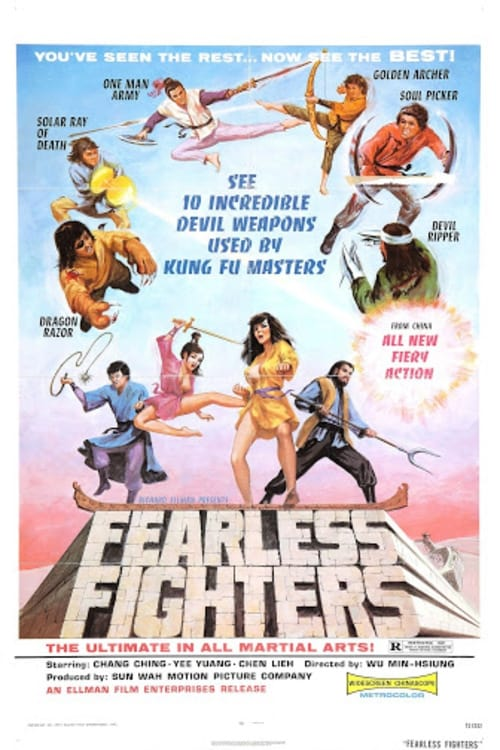Fearless Fighters on FREECABLE TV