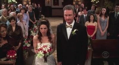 Two and a Half Men Season 4 :Episode 20  Ich mach bei Hochzeiten immer das Gleiche