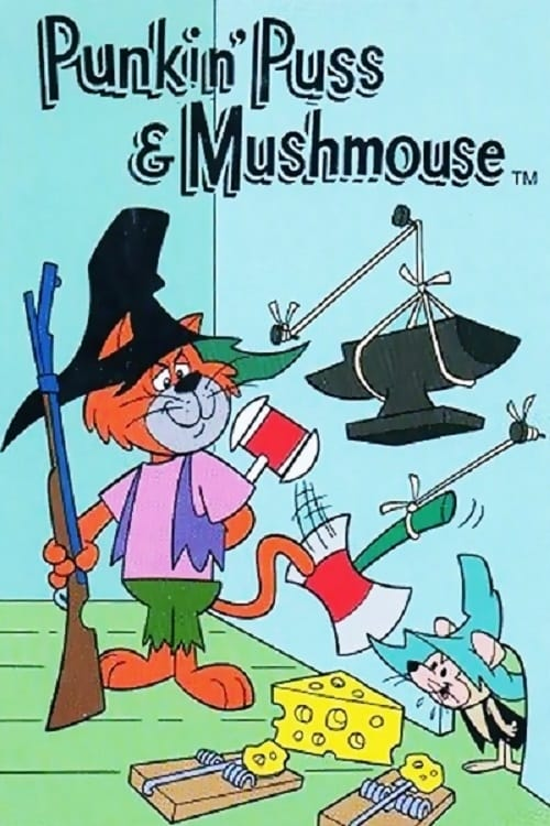 Punkin' Puss & Mushmouse TV Shows About Western