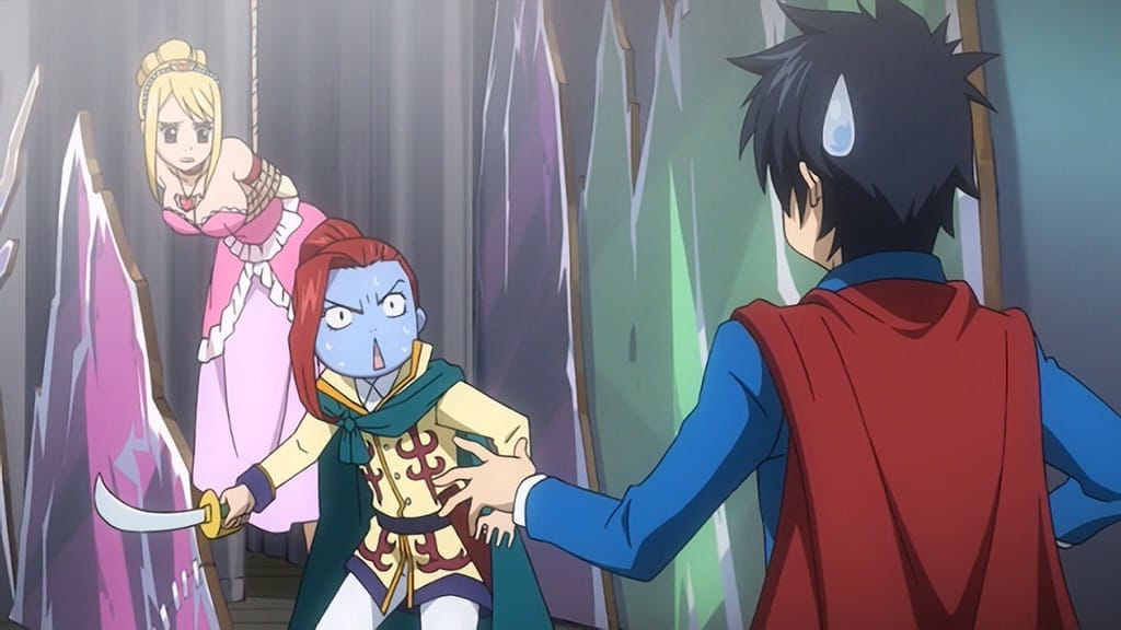 Fairy Tail Season 1 :Episode 30  Next Generation