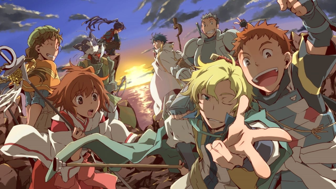 Log Horizon - Destruction of the Round Table