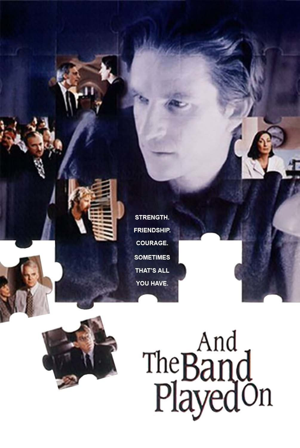 and the band played on - HD 1005×1500
