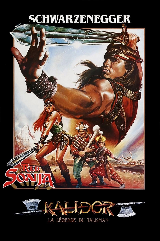 Ennio Morricone - Red Sonja-1985 Motion Picture Score