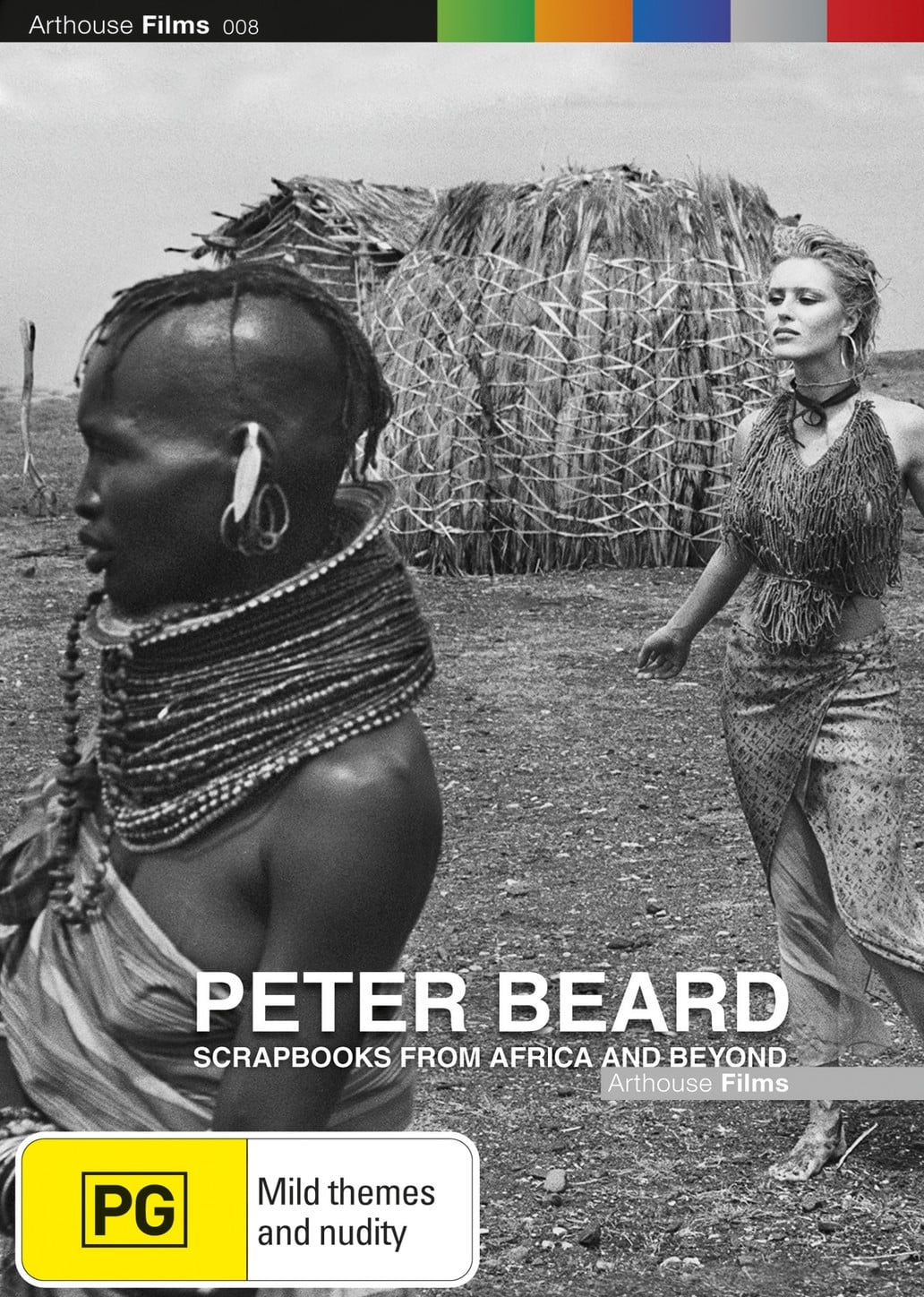Ver Peter Beard: Scrapbooks from Africa and Beyond Online HD Español (1998)