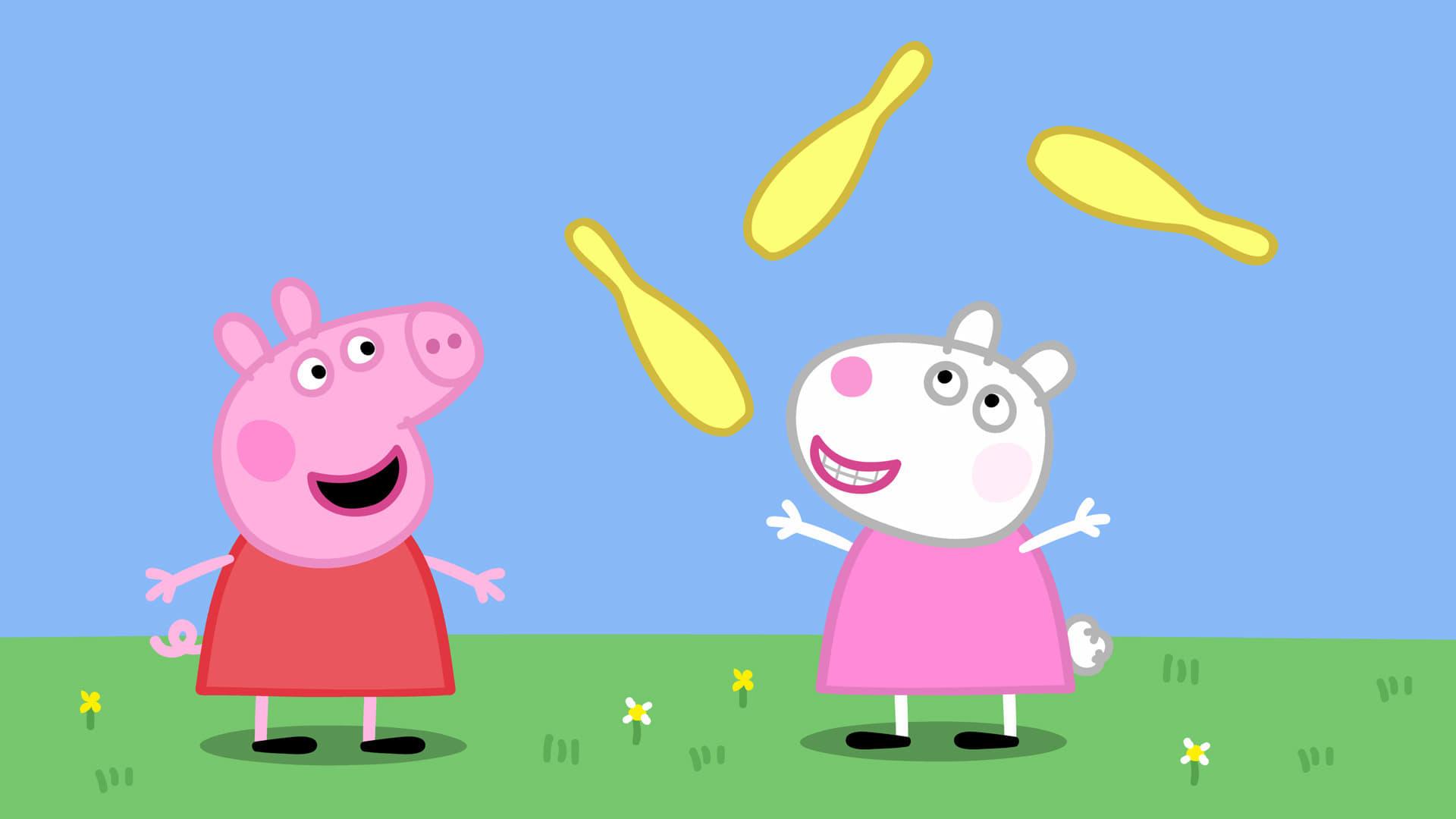 Peppa Pig Season 4 :Episode 42  Garden Games