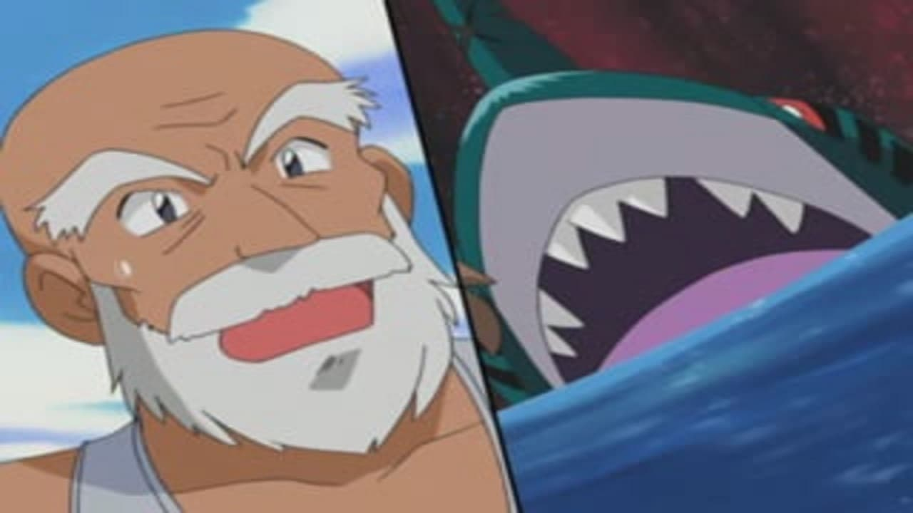 Pokémon Season 6 :Episode 19  Sharpedo Attack!