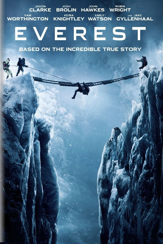 Everest 2015 movie based on book